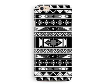 iPhone 6 Case, Aztec iPhone 6 case, Fall iphone 6 cases, boho chic iphone 6 case, ethnic phone case, iphone 6 case hipster, monochrome phone