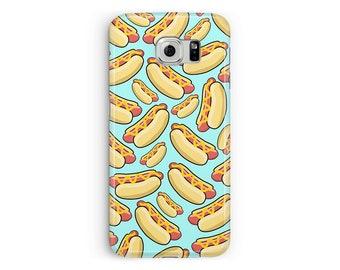 Samsung S8 Case Samsung S9 Case Hot Dog Samsung S7 Case Simpsons Samsung S6 Case Samsung S5 Case Food Galaxy S7 Edge Case S6 Edge Case