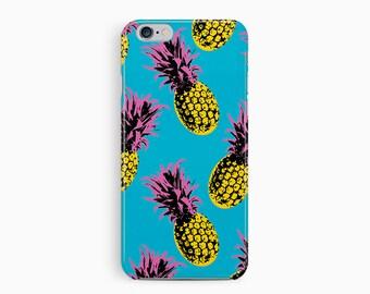 iPhone 6 Protective Case, Protective iPhone 5 Case, Pineapple Phone case, Pineapple iPhone 6 Case, Bumper iPhone accessories, iphone 6 case