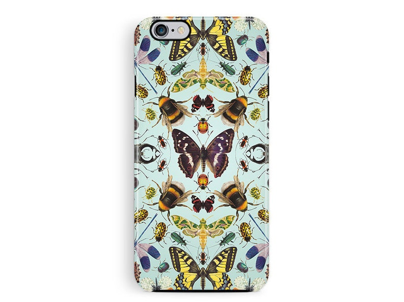 best service 0c657 3b7f2 Protective Phone case, iPhone 6 protective case, protective iPhone 5s  cover, Butterfly iPhone Case, Pretty Gifts, Wildlife Lover Gifts