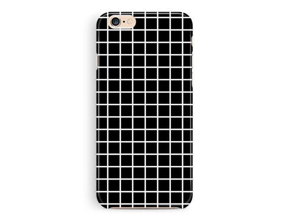 cheap for discount 9729c 0145f iPhone 6 case, Grid iPhone 6 Case, SE iPhone Case, Graph paper, iPhone 6  Case, Hipster iPhone 6 Case, Black and White, Trendy iPhone 6 Cases