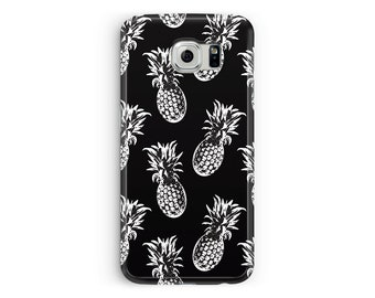Samsung Galaxy S8 case, Samsung Galaxy S7, Samsung S7 Pineapple Phone Case, Pineapple pattern, Galaxy S6 Case, Pineapple Gift, S9 phone