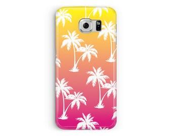 Samsung Galaxy S8, Palm Tree Samsung Case, Samsung S6, Samsung Galaxy S9 Case Women Samsung S7 Case, Hawaii Samsung Case, Miami Samsung case