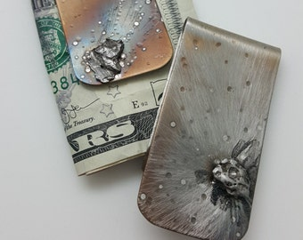 Money Clip | Money Clips | METEORITE Money Clip