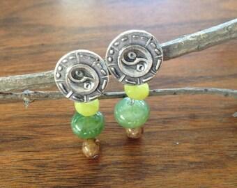 Boho jewelry cheap, gypsy earrings, bohemian earrings, bohemian chic jewelry FREE SHIPPING! boho jewelry, cheap boho jewelry, boho earrings