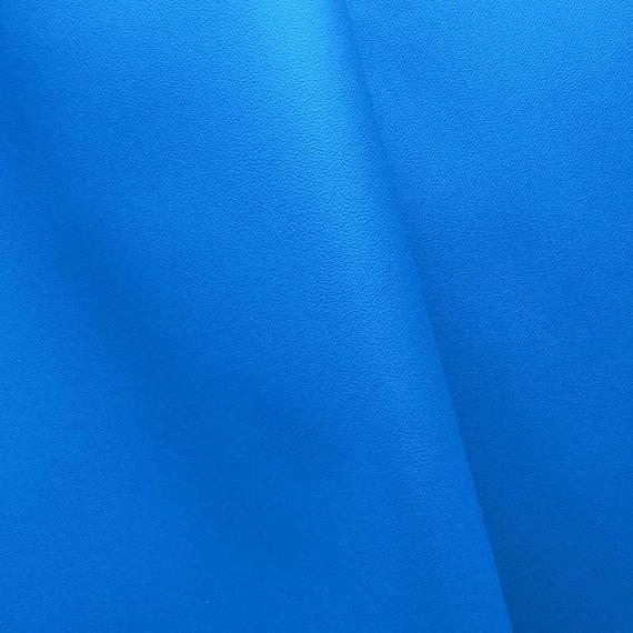 Royal Blue Metallic Soft Vinyl  Sewing Vinyl  Faux Leather Vinyl 12 yard