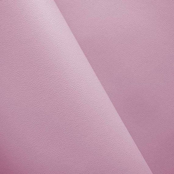 Pink Vinyl Upholstery Decor Fabric By The Yard Faux Leather Etsy