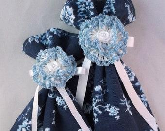 Gift bag, reusable gift bag, fabric gift bag, Embellished Gift Bag, Mothers day gift,