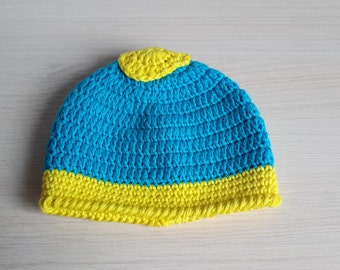 Eric Cartman hat from South Park - for Halloween   Cosplay   Baby Shower  Gift 99eb5286e4b