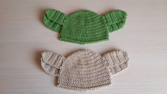 Yoda Baby Mütze aus Star Wars Dobby den Haus Elf Hut vom   Etsy