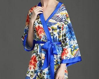 Short kimono robe  6871b7c83