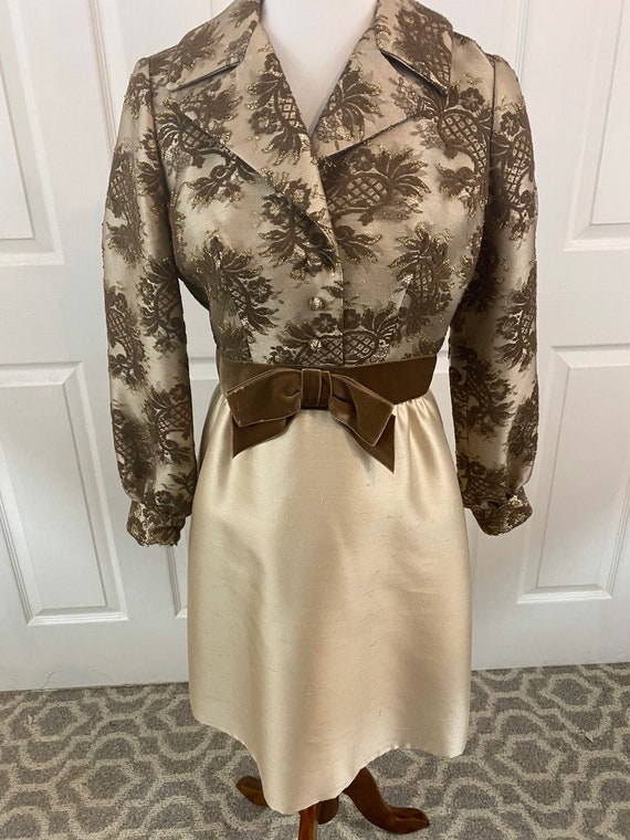 60s Formal Dress