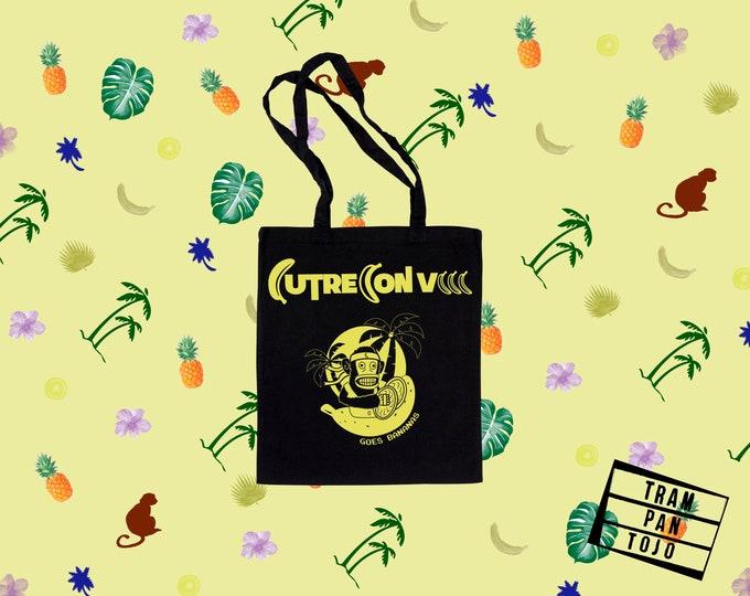Cutrecon VIII Festival Tote Bag