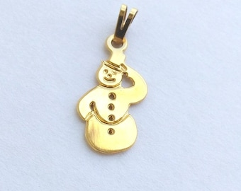 70bed33981b5 Vintage Monet Gold Plated Charm