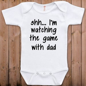 Funny baby clothes baby gift Dad you can do this funny gift for dad clothing cute baby funny gift for mom bodysuit one piece romper