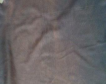 "Precut Pre-Cut Goatskin leather Goat hide Golden Orange  9/"" By 9/"" Inches 2.5 oz"