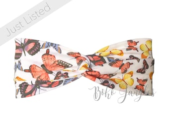 25d9fb0bbce Butterfly Headband