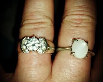 Opal Ring Brazilian