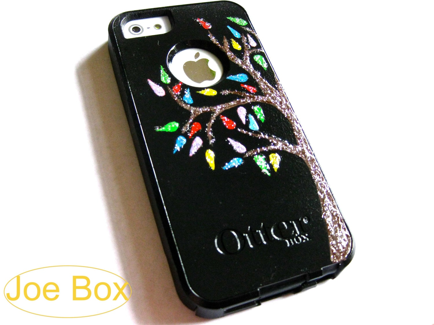 Otterbox Iphone 55s Case Iphone 5s Case Glitter Case Gift Etsy
