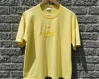 Vintage 90s Chanel T-shirt