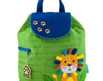 Lion Backpack toddler preschool kids FREE Personalization
