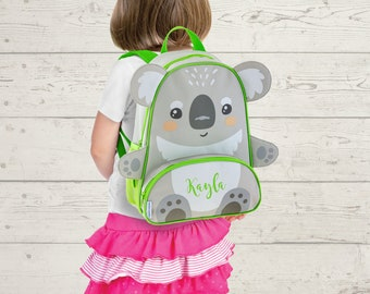 Koala NEW Style Sidekick Backpack toddler preschool kids FREE Embroidery Personalization NEW design
