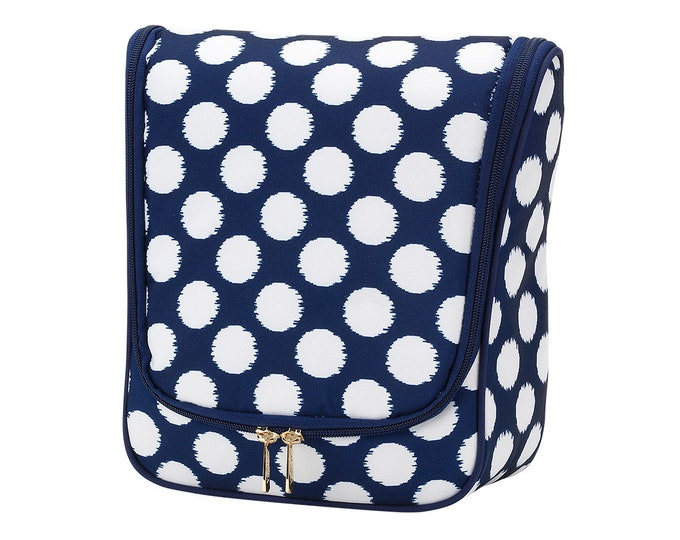 Hanging Travel Pouch Toiletry Bag FREE Personalization