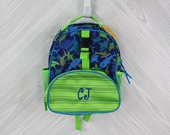 Shark MINI Backpack Stephen Joseph FREE Personalization