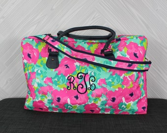 Women's Travel Bag FREE Personalization Perfect for a weekend getaway