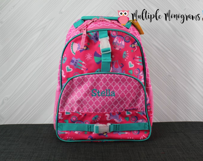 Princess Backpack toddler preschool kids FREE Personalization