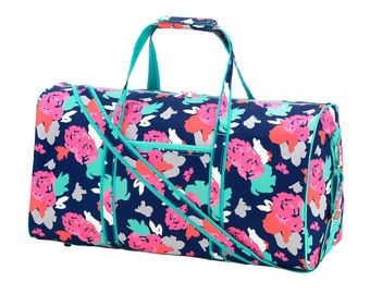 Duffel Bag FREE Personalization