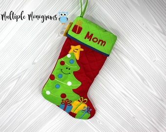 Personalized Christmas Stocking Stephen Joseph
