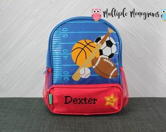 Spots Sidekick Backpack toddler preschool kids FREE Personalization