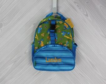 Construction MINI Backpack Stephen Joseph FREE Personalization
