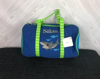 Shark Kids Duffel Bag FREE Personalization