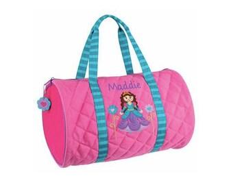 Princess Kids Duffel Bag FREE Personalization