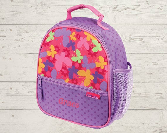 Children's Lunchbox FREE Embroidery Personalization