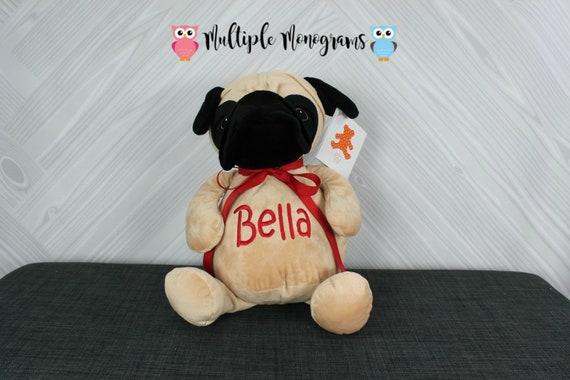 Personalized Stuffed Animal Completely Customizable Baby Shower New Baby Baptism Adoption Christmas Birthday Gift