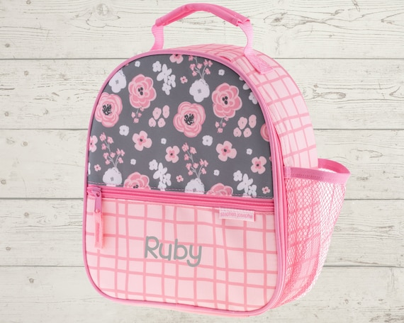 Children's All Over Print Lunchbox with Embroidery Personalization