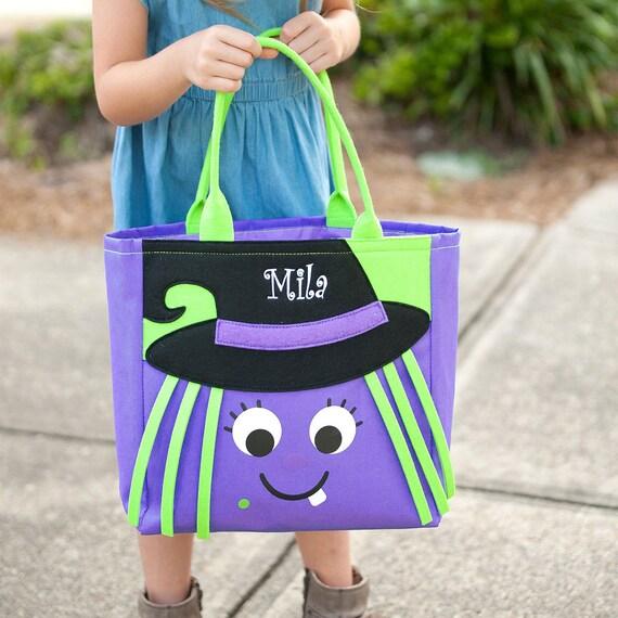 Halloween Trick or Treat Bag