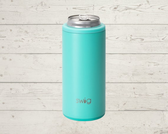 Swig Life Slim Can Cooler 12 oz Solid Colors