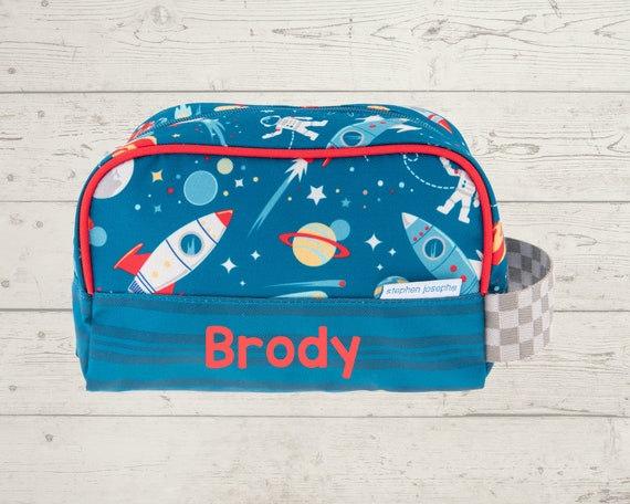 Children's All Over Print Toiletry Bag FREE Embroidery Personalization