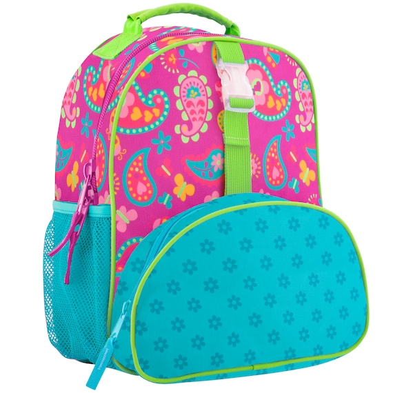 MINI All Over Print Backpack Stephen Joseph FREE Personalization