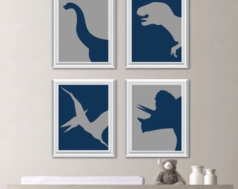 baby boy kwekerij art boy kwekerij decor dinosaurus kwekerij kunst dinosaurus slaapkamer art decor van de slaapkamer van de dinosaurus dino