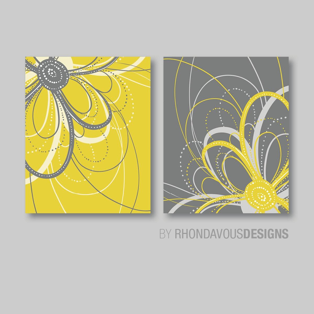 Flower Art Prints, Flower Bathroom Art, Flower Bedroom Decor, Dahlia ...