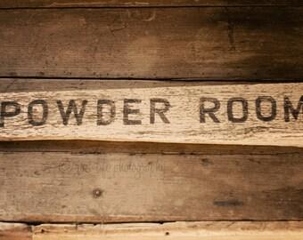 Powder Room Photograph Fine Art Print Bathroom Decor