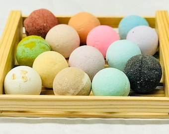 100 Essential Oil Bath Bombs Wholesale Bath Bombs