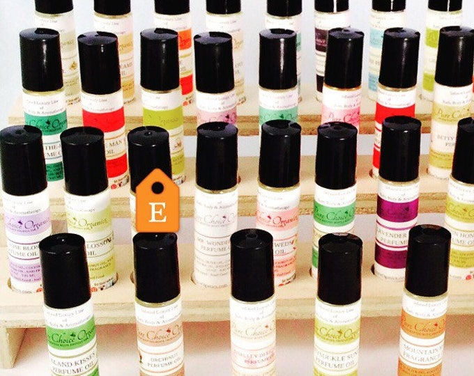 Roll On Perfume & Cologne l Body Oils l Gifts Under 10
