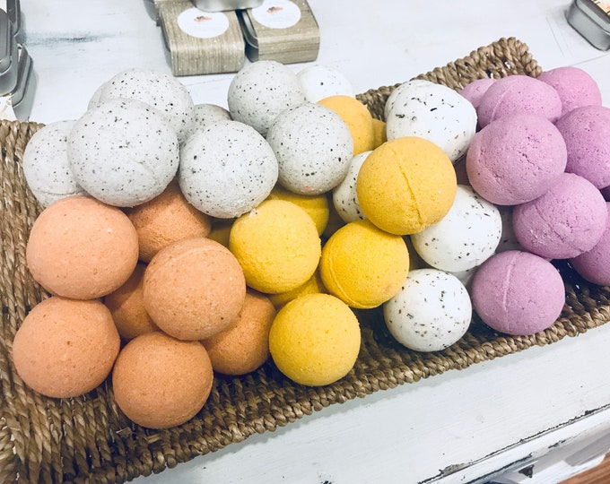 Bath Bomb Flash Sale! Choose Your Fragrances - 2 ounces each