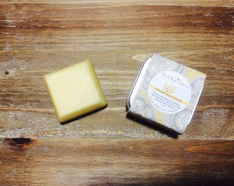 Chamomile Kisses Lotion & Massage Bar l Gifts Under 10